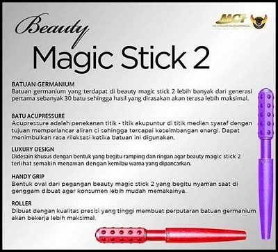 keunggulan magic stick mci