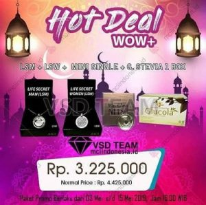 Hot Deal Wow+ LSM LSW Mini Glucola