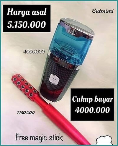 harga paket nano spray carbon dan magic stick